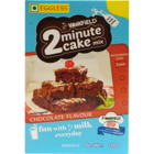 Weikfield 2 Minute Cake Mix Chocolate 90 g