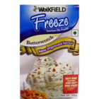 Weikfield Ice Cream Mix Powder Butterscotch 100 g