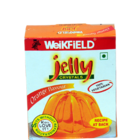 Weikfield Orange Flavour Jelly Crystals 90 g