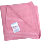 Welhome Bath Towel Cloud 70 X 140 Cm Solid Dark Pink 1 pc