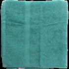 Welhome Cloud 70 X 140 Cm Solid Aqua Green 1 pc