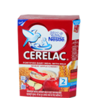 Nestle Cerelac Fortified Baby Meal With Milk Wheat Apple Cherry Stage 2 300 g