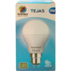Wipro Tejas 9 Watt Led Bulb 1 pc