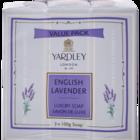 Yardley London English Lavender Soap 3 X 100 g
