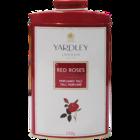 Yardley London Red Rose Perfumed Talc 250 g