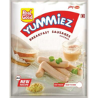 Yummiez Chicken Breakfast Sausages 500 pcs
