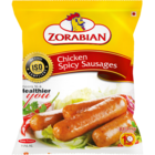 Zorabian Chicken Spicy Sausages 250 g