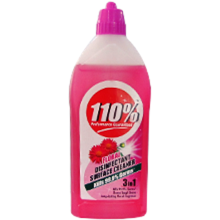 Vow 110 % Disinfectant Surface Cleaner Floral