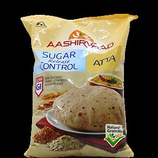 Aashirvaad Sugar Release Control Atta