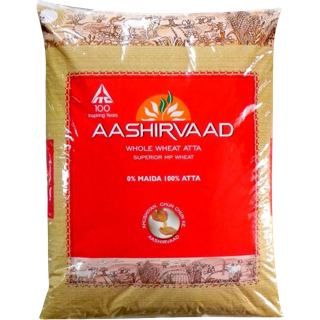 Aashirvaad Superior MP Wheat Atta