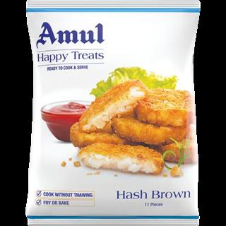 Amul Happy Treats Hash Brown