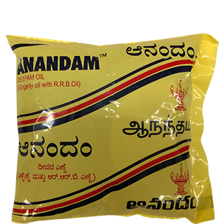 Anandam Gingelly Oil