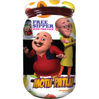 Apis Motu Patlu Mixed Fruit Jam 500 G Buy Online