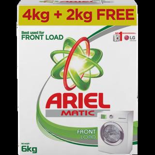 Ariel Matic Detergent Powder Front Load