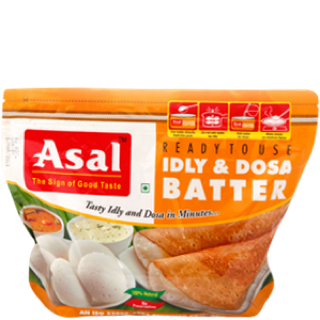 Assal Foods Idli Batter Pouch