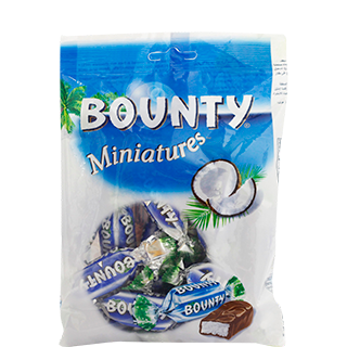 Bounty Miniatures Toffee