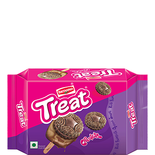 britannia treat chocolate cream biscuit 150 g buy online