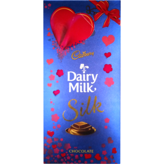 Cadbury Dairy Milk Silk Valentines Day Pack 250 G Buy Online