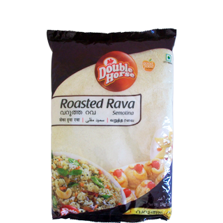 Double Horse Roasted Rava
