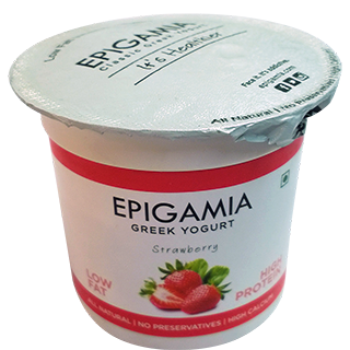 Epigamia Strawberry Yogurt