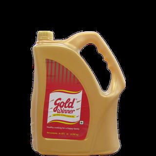 Gold Winner Sunflower Oil