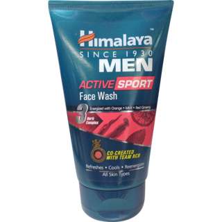 Himalaya Men Facewash Active Sport