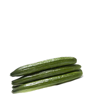 Fresh European (English) Cucumber