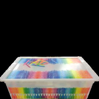 KIS Storage C Box Colour Arty Large  sc 1 st  ZopNow & KIS Storage C Box Colour Arty Large 1 pc - Buy Online