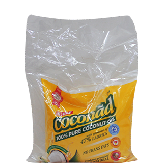KLF Nirmal Pure Coconut Oil Pouch