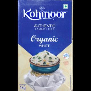 Kohinoor Organic White Basmati Rice