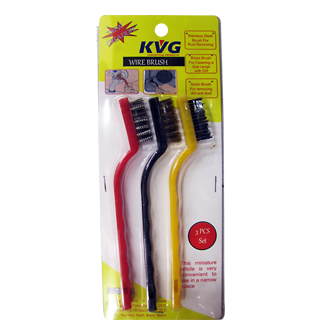 Kvg Wire Brush Gas Cleaner
