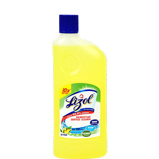 Lizol Citrus 3 In 1 Surface Cleaner