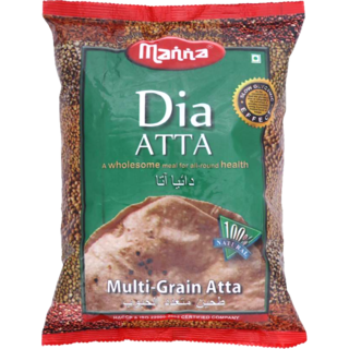 Manna Multi Grain Diabetic Atta