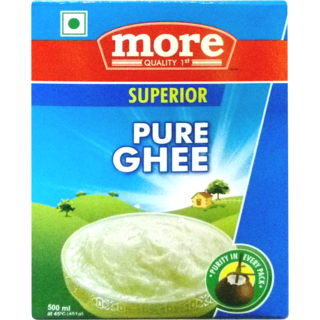 More Superior Pure Ghee Tetra Pack