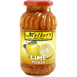 Mothers Lime South Indian Style Pickle