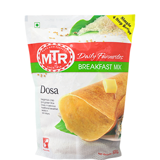 MTR Dosa Breakfast Mix