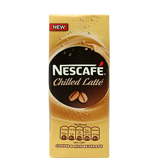 Nescafe Ready to Drink Latte Tetra Pack