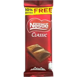 Nestle classic chocolate 21 g buy online other variants sciox Choice Image