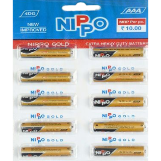 Nippo 4DG AAA Battery Pack of