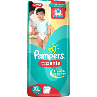 Pampers Pant Dipers XL Extra Large