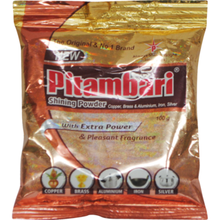 Pitambari Shines Copper & Brass