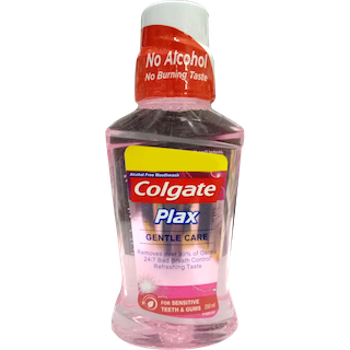 Colgate Plax Gentle Care Sensitive Mouthwash