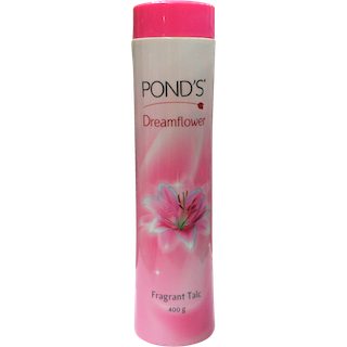 Ponds Dream Flower Fragrant Talc