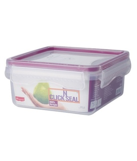 Princeware Click N Seal Timeless Square Container