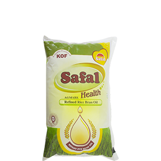 Safal Rice Bran Refined Oil