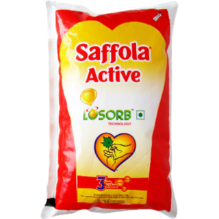 Saffola Active Losorb Oil
