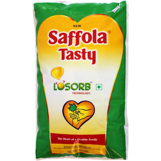 packaging for saffola rice You can buy saffola gold losorb oil 1 ltr from zopnow zopnow provides free home delivery for all edible oil products of saffola and other brands.