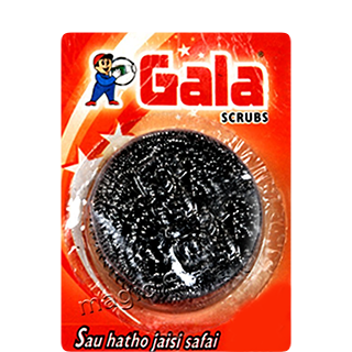 Gala Steel Scrubs