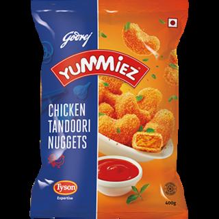 Yummiez Tandoori Chicken Nuggets