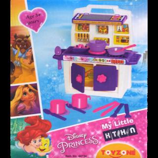 Toyzone Disney Princess Kitchen Set